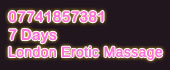 erotic massage canary wharf