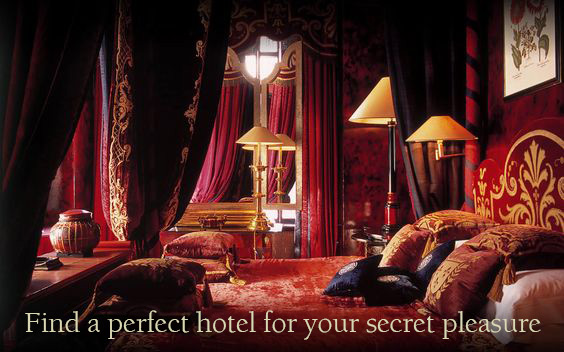 hotel for meet an escort in London