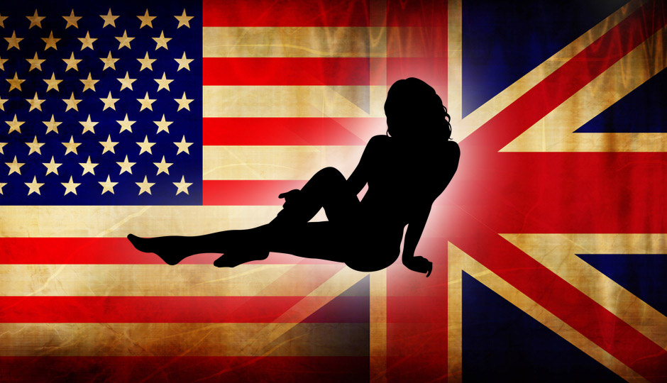 The UK and USA Escort industry compared